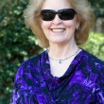 Senior Woman Sunglasses — Stock Photo