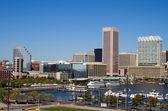 Baltimore Inner Harbor — Stock Photo