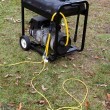 Portable Generator — Stock Photo #37257035