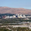 Постер, плакат: Reno Nevada Skyline