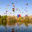 Постер, плакат: Great Reno Balloon Races