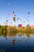 Great Reno Balloon Races — Stock Photo