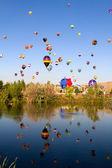 Great Reno Balloon Races — Stock Photo
