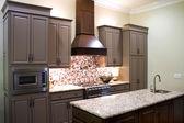 New Modern Kitchen — Stock Photo