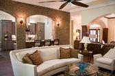 Interior casa de lujo — Foto de Stock