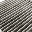 Stock Photo: Old car air filter