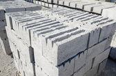 Many bricks — Stock Photo