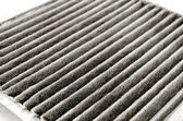Old car air filter — Stock Photo