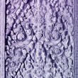 Stock Photo: Low relief in Angkor