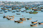 Fishing boats, Vietnam — Foto Stock