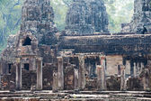 Bayon in angkor, kambodscha — Stockfoto