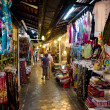 Siem Reap night market, Cambodia — Stock Photo