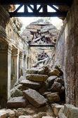 Angkor - ta som tapınağı kalıntıları — Stok fotoğraf