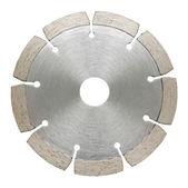 Cutoff segmented wheel — Stock Photo