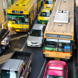 Traffic in Bangkok — Stock Photo