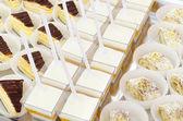 Dessert buffet table — Stock Photo