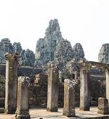 Bayon in Angkor, Cambodia — Stock Photo