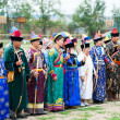 World Mongolians Convention — Stock Photo #27968125