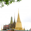 Temple of Emerald Buddha, Bangkok — Stock Photo