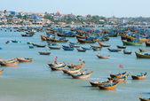 Barcos de pesca, vietnam — Foto de Stock