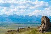 Baikal mountains — Stock Photo