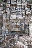 Ancient stones of Angkor, Cambodia — Stock Photo