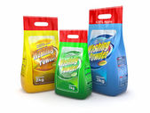 Washing powder — Stock Photo