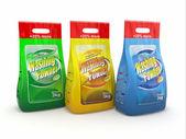 Washing powder — Stock Photo