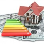 House energy efficiency concept. — Stock Photo
