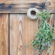 Freshly harvested thyme — Foto Stock #37019381