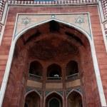 Humayun`s Tomb arches, Delhi, India. — Stock Photo #11835034