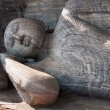 Stock Photo: Lying reclining Buddha