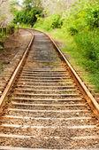 Linha férrea — Foto Stock