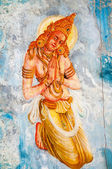 Buddhismus angel - deva — Stockfoto