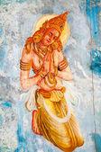 Buddhismus anděl - deva — Stock fotografie