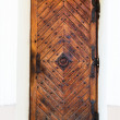 Old wooden door — Stock Photo #12649835