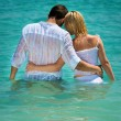Stock Photo: Romantic vacation on the sea