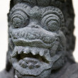 Traditional Balinese God statue — Stock Photo #14846959