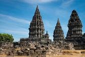 Templo de prambanan, java, indonesia — Foto de Stock