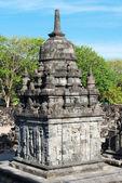 Candi Sewu Buddhist complex in Java, Indonesia — Stock Photo