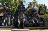 Goa lawah bat cave tapınağı, bali, endonezya — Stok fotoğraf
