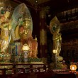 Stock Photo: Buddhin Tooth Relic Temple in ChinTown, Singapore