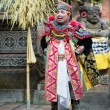 Traditional classical Barong theatre show on Bali — Stock Photo #23563185