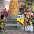 Traditional classical Barong theatre show on Bali — Stock Photo #23563235