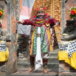Traditional classical Barong theatre show on Bali — Stock Photo #23563315