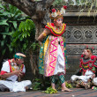 Traditional classical Barong theatre show on Bali — Stock Photo #23563567