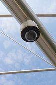 High tech security camera — Stockfoto