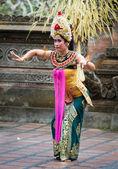 традиционные классические legong танцы на бали — Стоковое фото