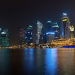 Central Area or Central Business District in Singapore — Stock Photo #25170551