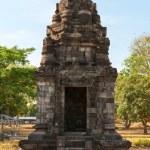 Candi Lumbung buddhist temple, Indonesia — Stock Photo #25176285